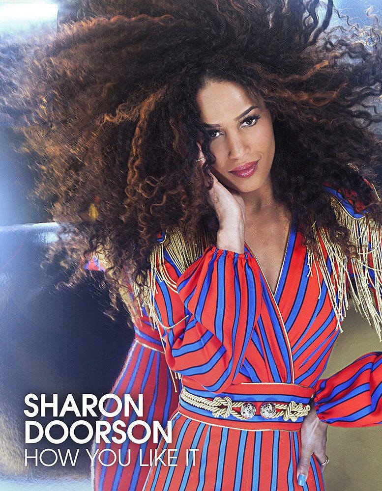 makeup Sharon Doorson
