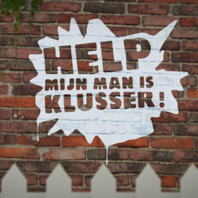 makeup Help, Mijn Man Is Klusser!