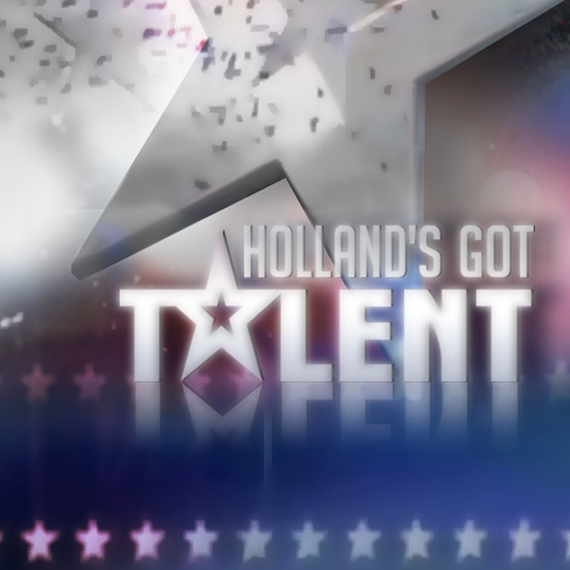 makeup Holland's Got Talent