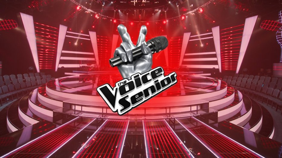 makeup The Voice Senior