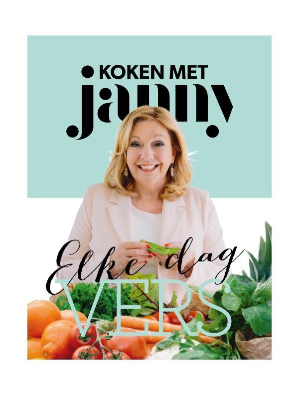 makeup Koken met Janny