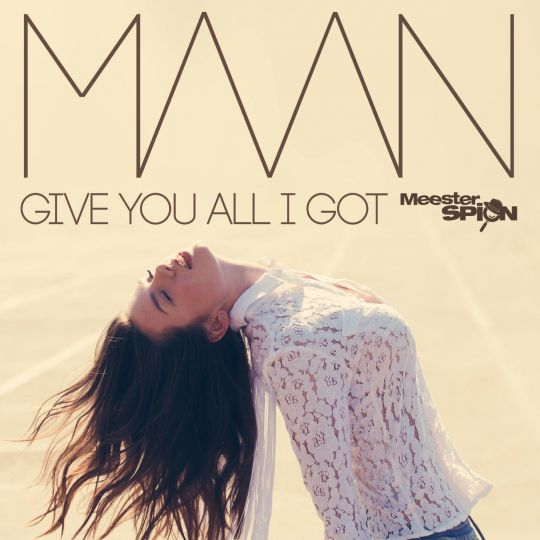 makeup Maan | Meester Spion | Give you all I got